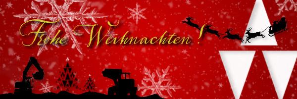 Weihnachstbanner